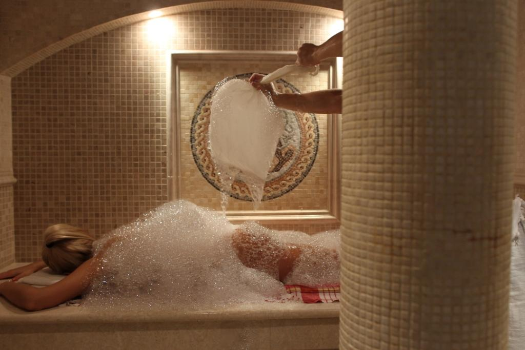 Египетский хаммам от «Crystal Spa»