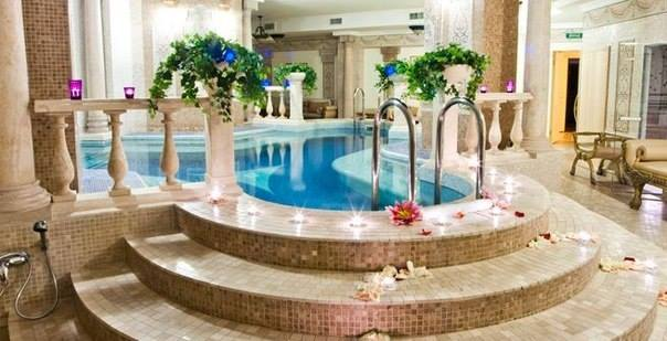 Spa Services from Crystal Spa